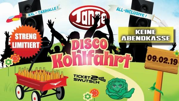 Disco-Tange Kohlfahrt 2019
