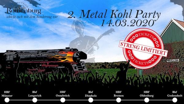 Metal Kohl Party 2020