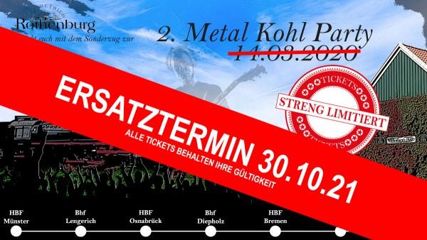 Metal Kohl Party 2021